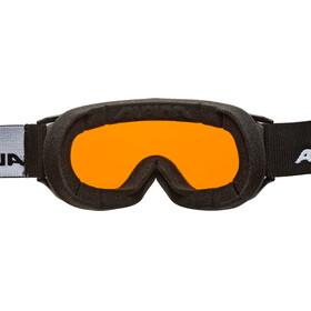 Alpina Challenge 2.0 Doubleflex S2 Gogle czarny